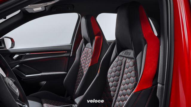Audi RS Q3: la piccola suv con tanta grinta