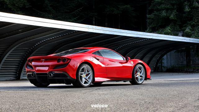 Ferrari F8 Tributo: la sua tecnica in pillole