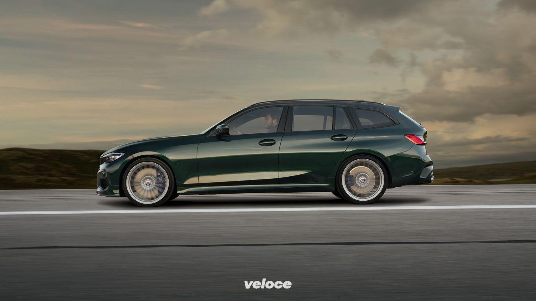 Alpina B3: una BMW wagon da 300 km/h