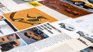 50 Jahre Mercedes-Benz C 111: Experimentalfahrzeuge mit Wankelmotor und Rekordwagen 50 years of the Mercedes-Benz C 111: Experimental vehicles with rotary engines and record-breakers null