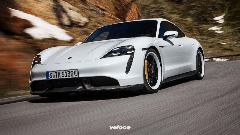 La prima Porsche elettrica ha 760 cavalli