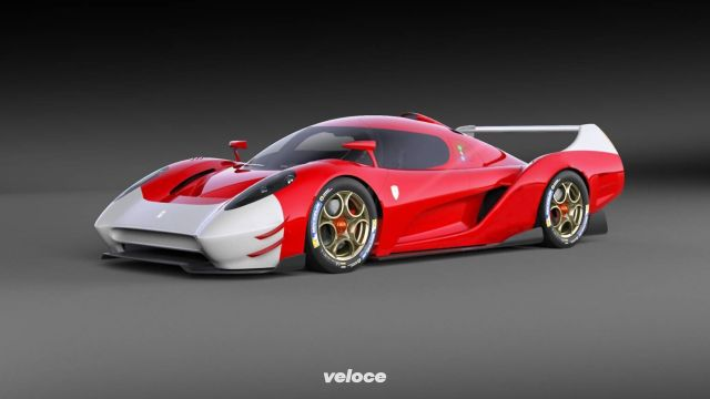 SCG 007: a Le Mans la hypercar V6 stile retrò