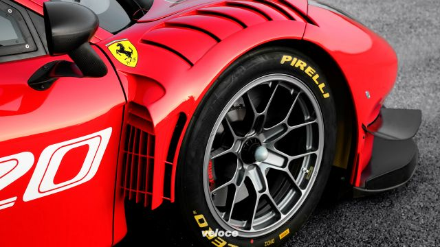Ferrari 488 GT3 Evo: le novità per il 2020