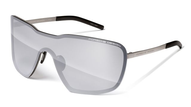 Gli occhiali Glued Visor by Porsche Design