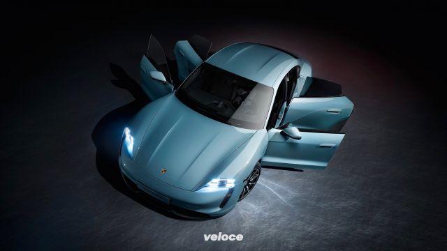 Porsche Taycan 4S: ecco la versione d'accesso