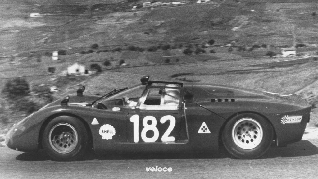 33.2 litri Targa Florio 1968 Galli-Giunti