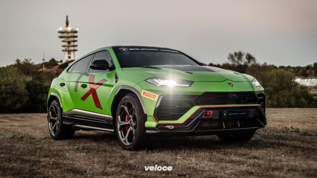 Lamborghini Urus ST-X: la suv da competizione