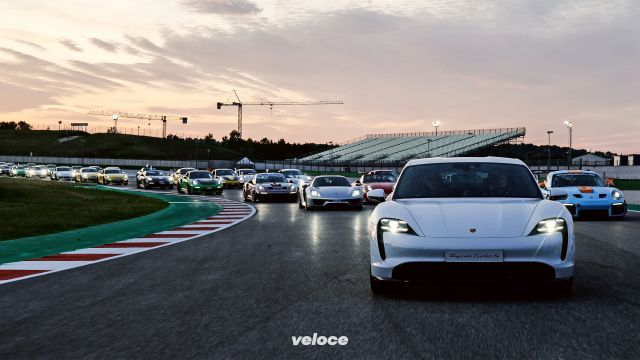 Cosa abbiamo visto al Porsche Festival