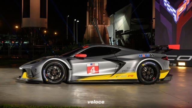 Corvette C8.R: obiettivo Le Mans