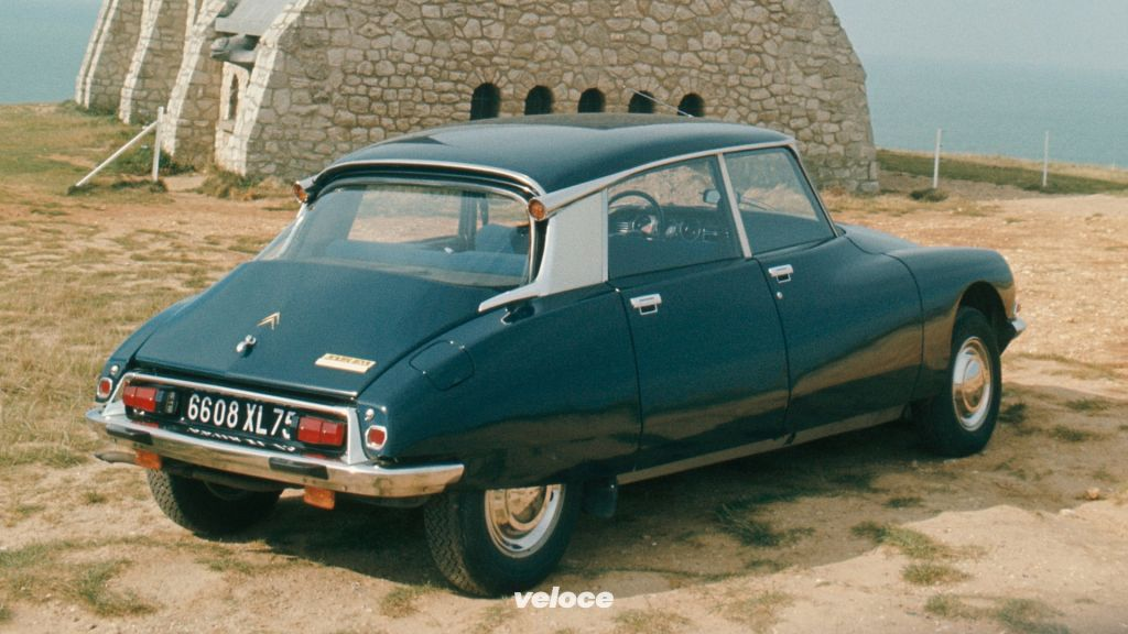 DS21 IE confort 1972