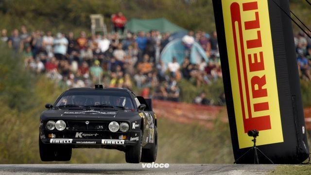 A San Marino tornano le leggende dei rally