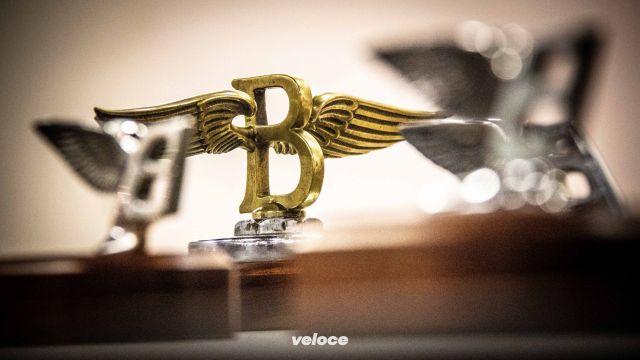 100 anni di Bentley alla fiera di Padova