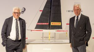 America's Cup Overture & Hall of Fame Induction