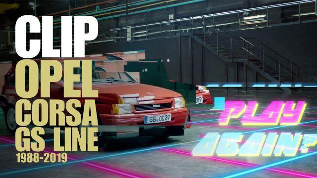 Opel Corsa GS Line: l'ombra lunga degli '80