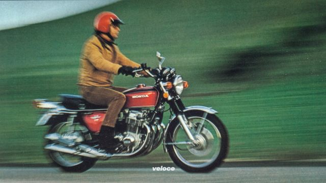 CB 750, l'Honda anomala. Cinquant'anni di Four