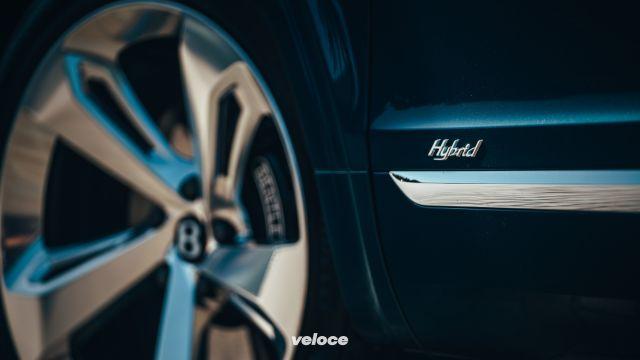 Bentley Bentayga Hybrid: più coppia con l'elettrico