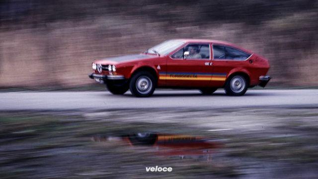 Alfa Romeo Turbodelta: la girante cambia la vita
