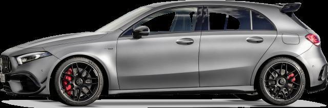 Mercedes AMG A 45 S