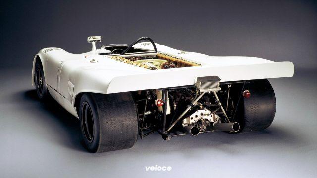 Porsche 917 a 16 cilindri: la bestia mai nata