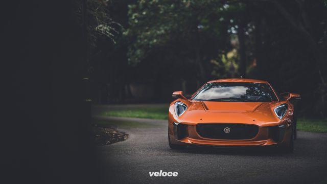 Jaguar: la hypercar del cattivo di 007 va all'asta