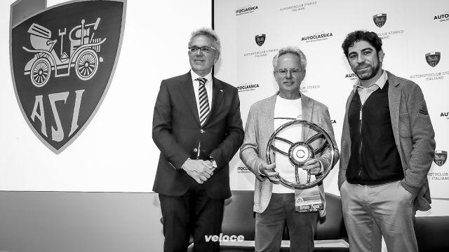 Premio tributo Veloce: vince Horacio Pagani!