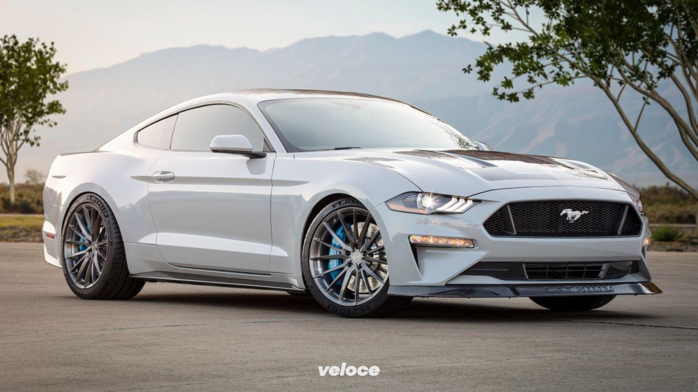 Ford Mustang: elettrica, ma col cambio manuale