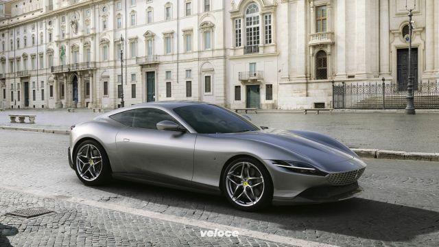 Ferrari Roma: la nuova coupè V8 del Cavallino
