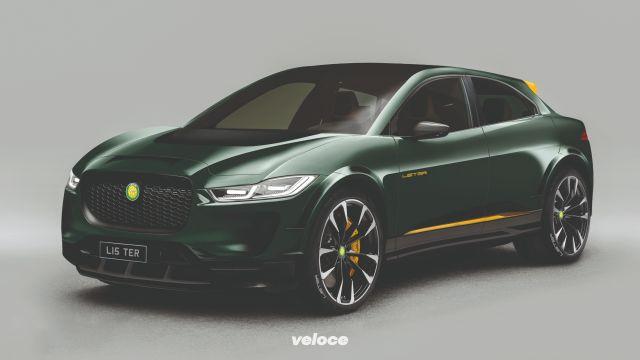 Lister SUV-E: una Jaguar I-Pace 'vitaminizzata'