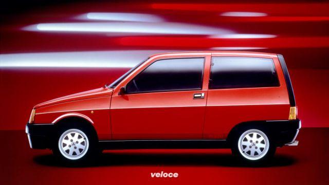 Autobianchi Y10 Turbo: la sportiva di lusso