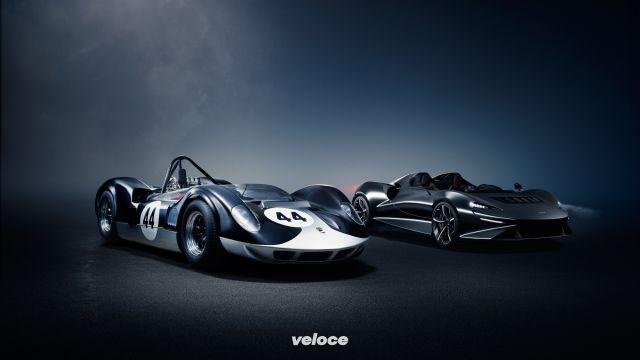 McLaren Elva: a tutta velocità, senza tetto