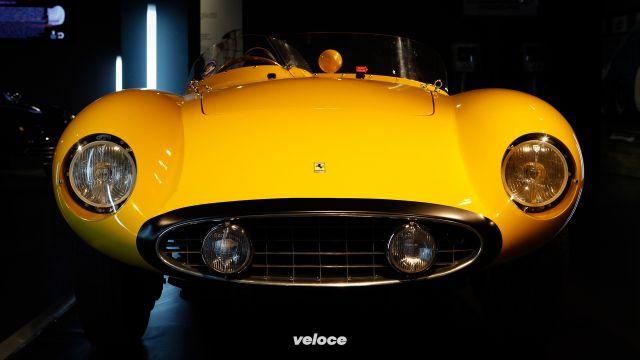 Mauto: Sergio Scaglietti, lo scultore delle Ferrari