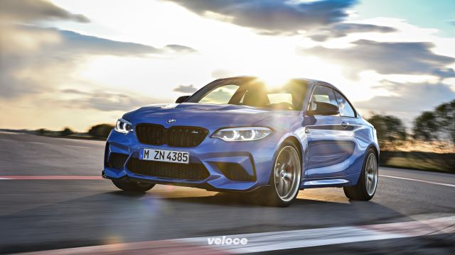 BMW M2 CS: il canto del cigno con 450 cavalli