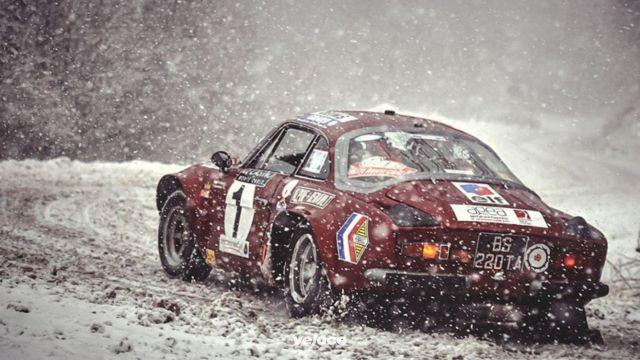 Rally Monte-Carlo Historique, Milano raddoppia
