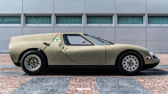 Alfa Romeo Scarabeo: la 'sorella' della Tipo 33