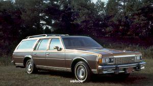 2. Chevrolet Caprice Estate