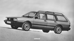 6. VW Passat