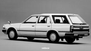 7. Nissan 300 C