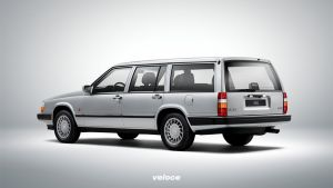 9. Volvo 960