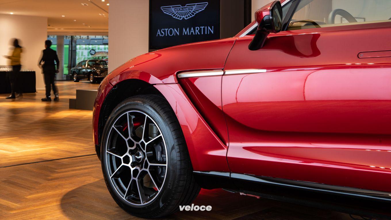 Aston Martin: ecco la sua nuova casa a Milano