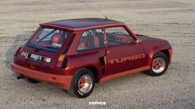Renault 5 Turbo: il bulldog della losanga