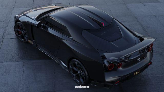 Nissan GT-R50: ecco la versione di produzione
