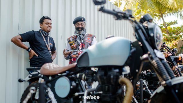 Rider Mania, la Woodstock al curry di Royal Enfield
