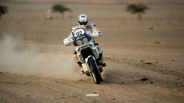 Quarant'anni di Dakar. Tra miti e leggende
