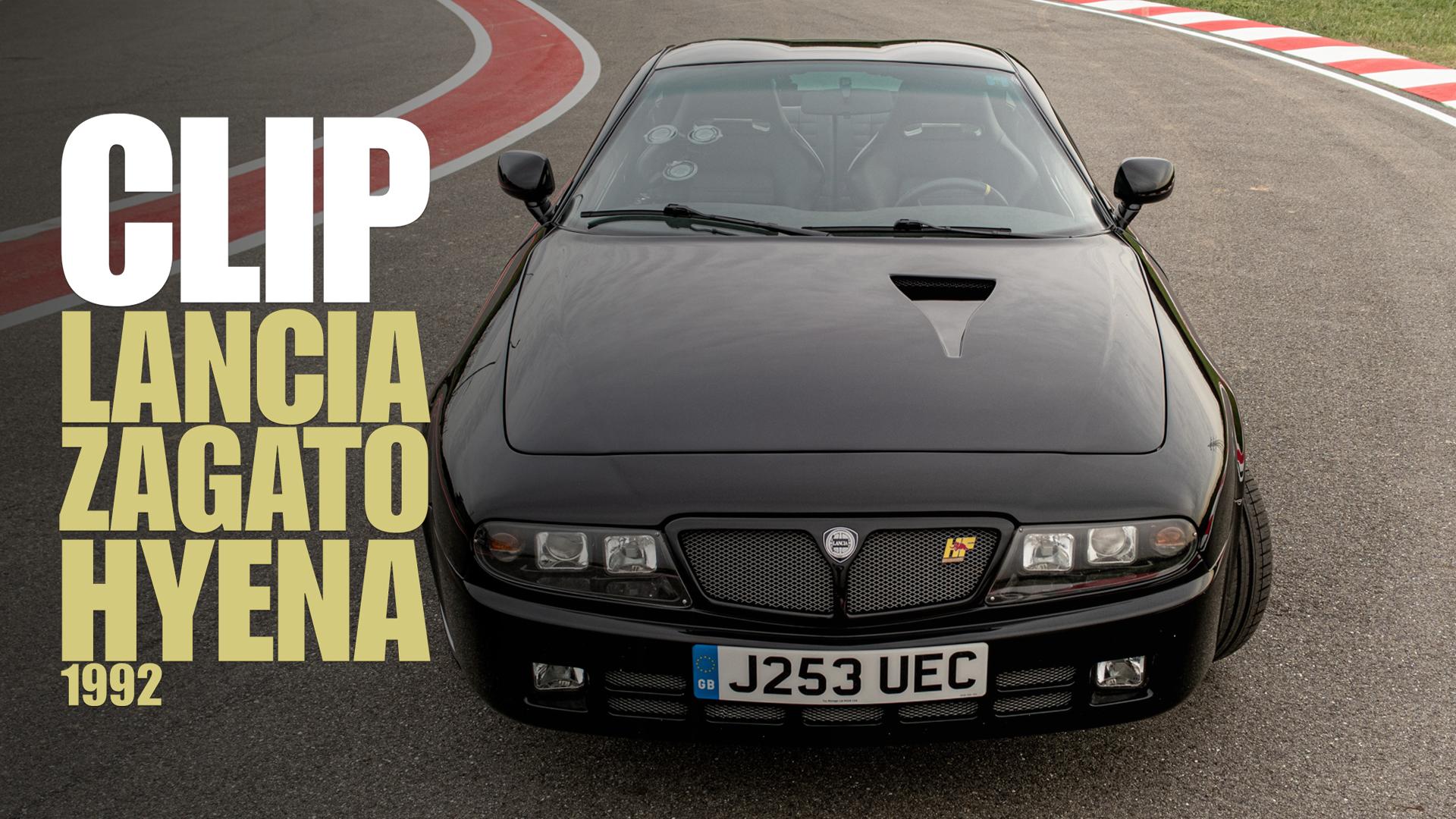 Lancia Hyena Zagato: l'ultima instant classic di Chivasso