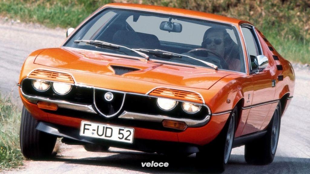 Alfa Romeo Montreal: 50 anni fa il Biscione col V8 - Veloce
