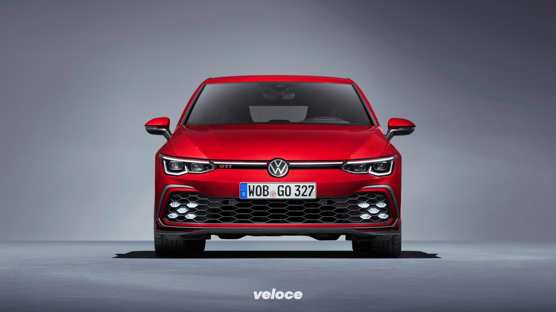 Nuova Volkswagen Golf, tempo di GTI (GTD e GTE)