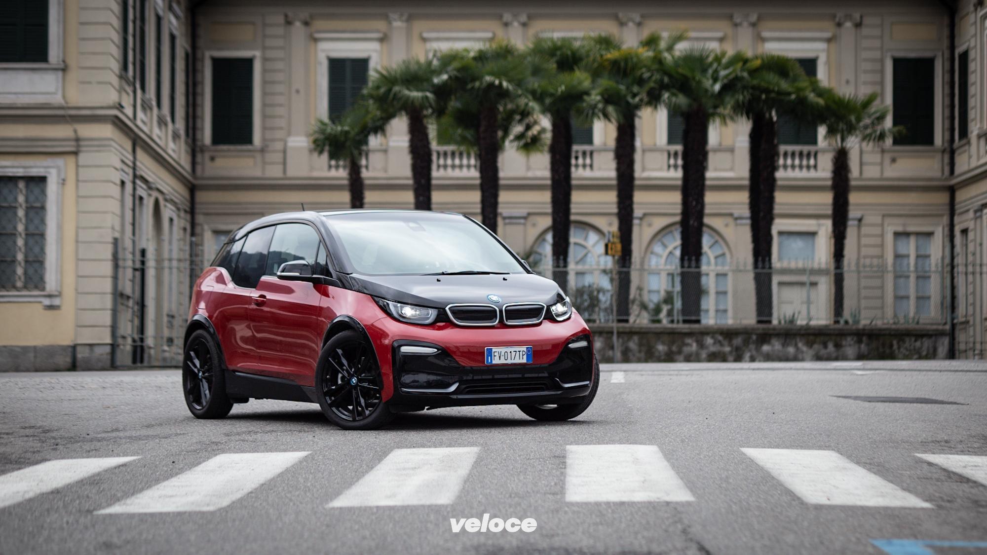 BMW i3s: visione ancora contemporanea