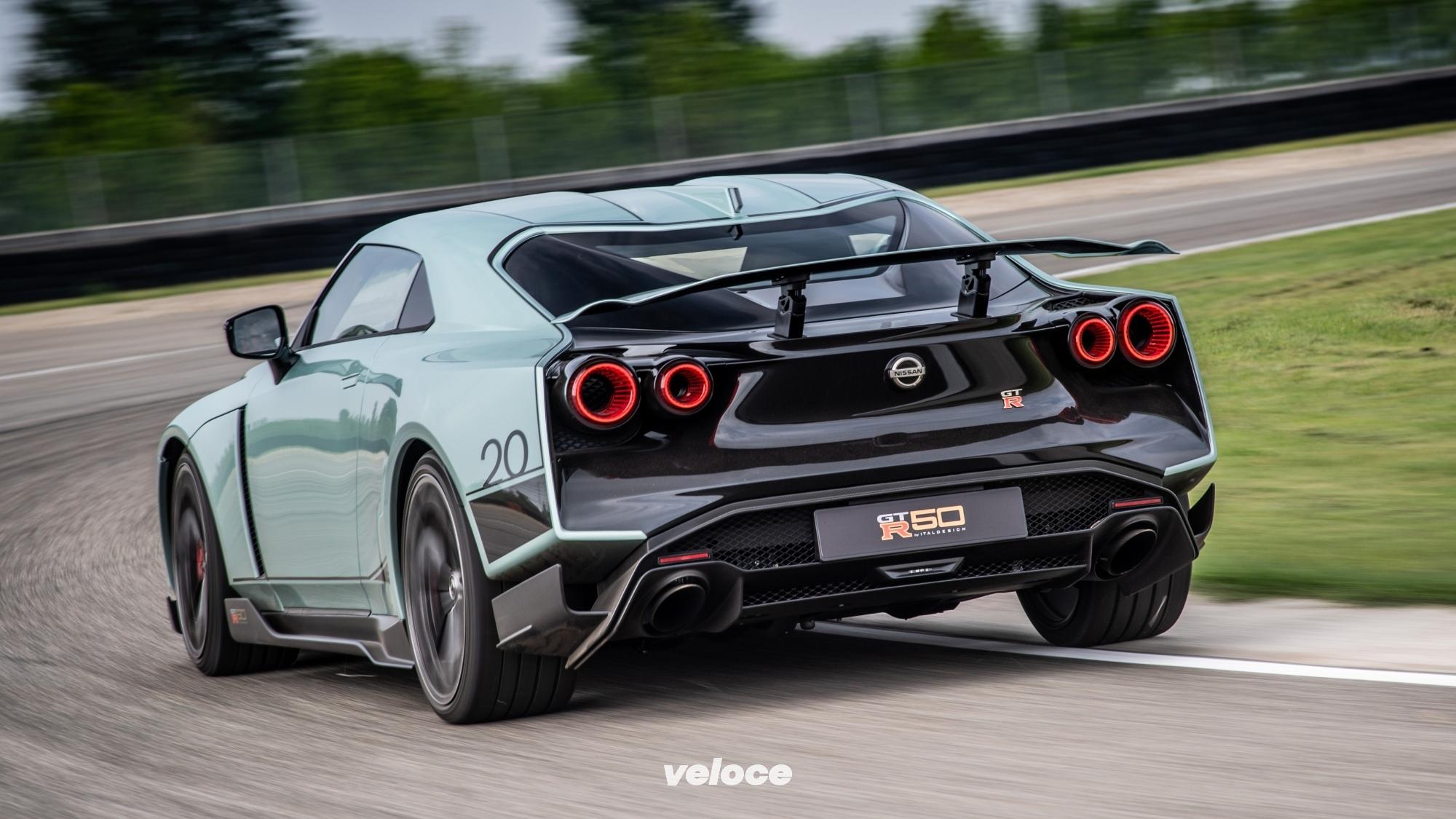 Nissan GT-R50 Italdesign: ecco la versione di serie