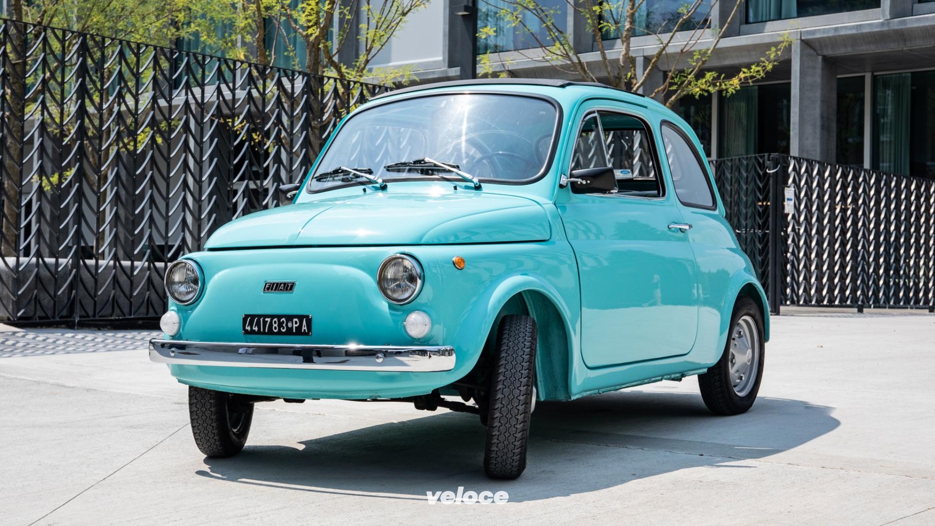 Pirelli  Una Gomma Tutta Nuova Per La Fiat 500