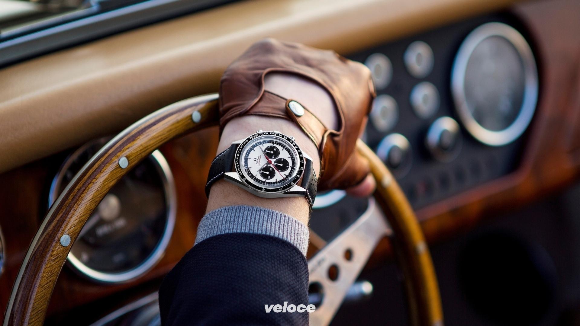 I cronografi: gli orologi dei gentleman driver